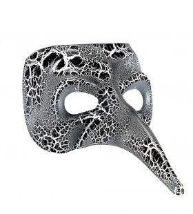 Extravaganza Venetiaans Masker Met Lange Neus