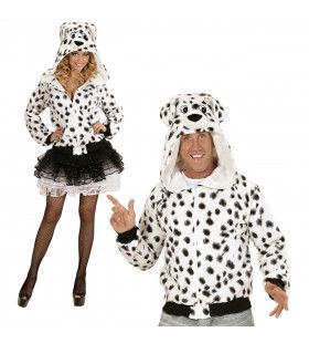 Grappige Hoodie, Dalmatier Kostuum