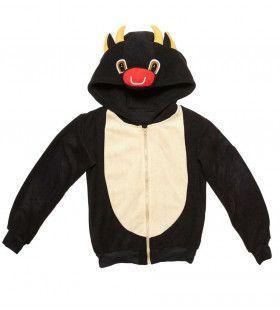 Cute Hoodie, Stier Kostuum