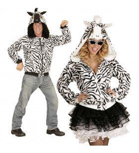 Cute Hoodie, Zebra