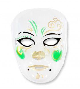 Wit Masker, Braziliaans Carnaval