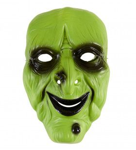 Masker, Heks Uit Het Bos