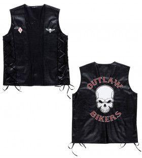 Terror Mc Outlaw Vest