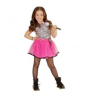 Mini Popster Meisje Kostuum