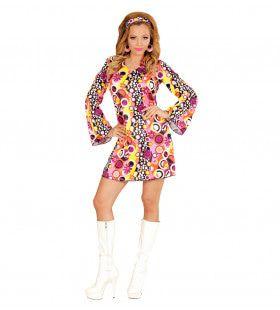 Groovy Girl Vrouw Kostuum