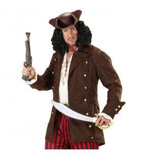 Piratenjas Man Kostuum