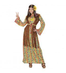 Balkan Hippie Vrouw Kostuum