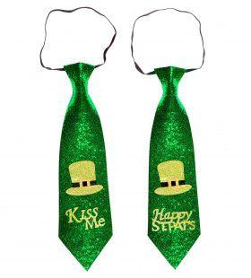 Ierse Stropdas St. Patricks Day 2 Soorten