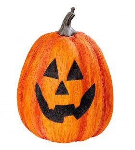 Hoge Halloween Pompoen, 23cm