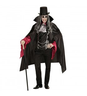 Vampiro Real Vampier Man Kostuum