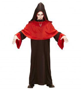 Rode Demoon Doomsday Kind Jongen Kostuum