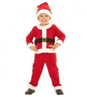 Vrolijke Kerstjongen Kostuum