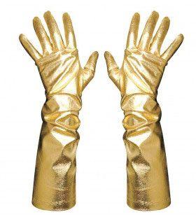 Futura Metallic Handschoenen Goud