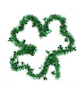 Ierse Tinsel, Shamrock St. Patricks Day