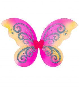 Fantasie Glitter Vleugels 51x39 Centimeter