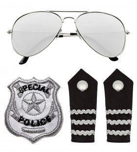 Verkleedset Politie Jitske