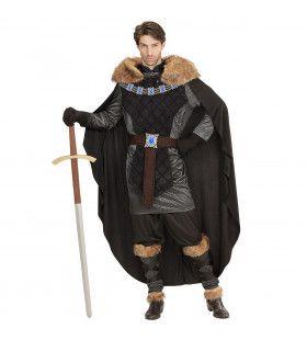 Middeleeuwse Prins Passahara Man Kostuum