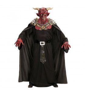 Inferno Duivel Middenaarde Man Kostuum