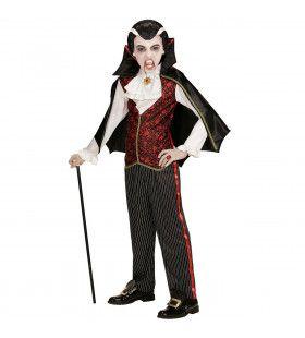 Vampier Caballero Jongen Kostuum