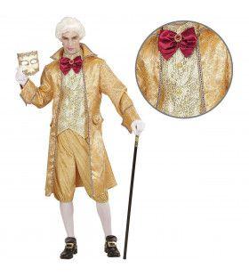Venetiaanse Edelman Marco Kostuum