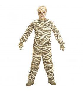 Afschuwelijke Mummy Meisje Kostuum