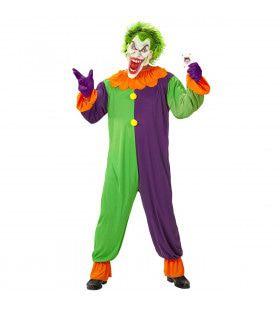 Evil Joker Jose Man Kostuum