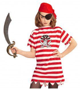Verkleedset Piraat Dura Kind