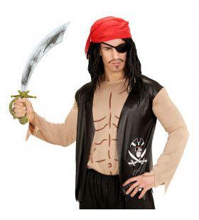 Verkleedset Piraat Pedro Man