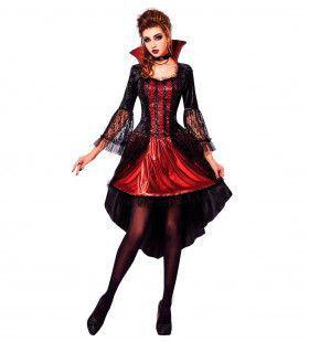 Extreem Vampier Kostuum - Goedkoop en Véél Keus! Feestkleding 365 &BH11