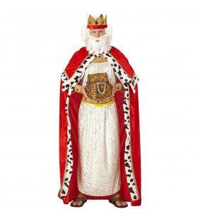 Koning Midas Man Kostuum