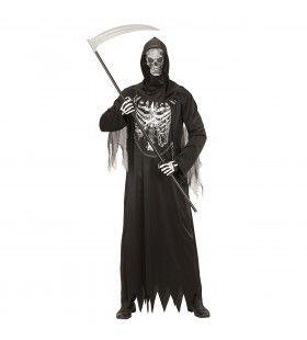 De Zwarte Dood Man Kostuum