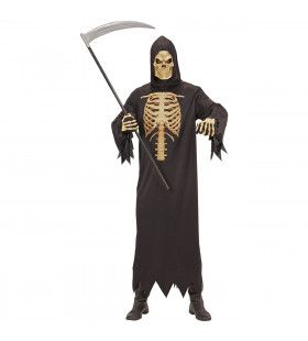 Realistische Borstkas Reaper Man Kostuum