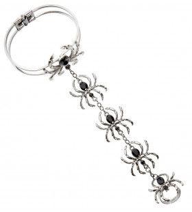 Ring / Armband Spin Arachnia