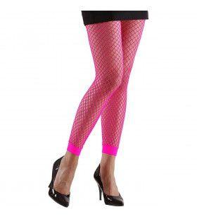 Basis Visnet Legging Rose Vrouw