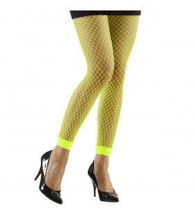 Basis Visnet Legging Groen