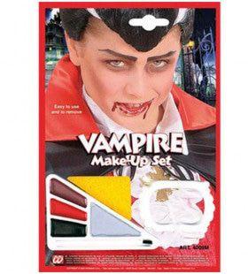 Schminkset Vampier Met Accessoires
