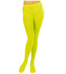 Flashy Panty Neon 40 Den, Geel