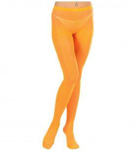 Flashy Panty Neon 40 Den, Oranje