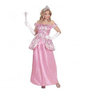 Charmante Prinses Charissa Vrouw Kostuum