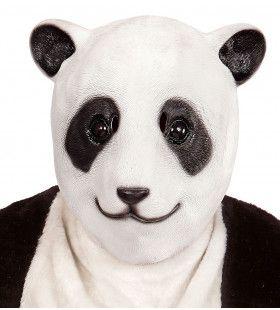 Cartoony Masker Panda