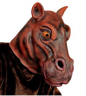 Cartoony Masker, Nijlpaard