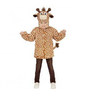 Hoodie 98 Centimeter Giraffe Langlel Kind