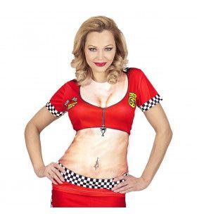 T-Shirt Grand Prix Babe Vrouw