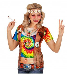 T-Shirt Hippie Helen High