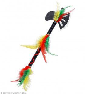Indiaanse Tomahawk Hakauw