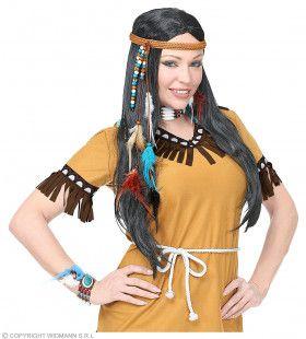 Upper Chinookan Squaw Indiaan