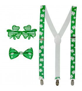 St. Patricks Day Set Driedelig