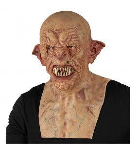 Masker Puntoor Zombie Met Nek En Borst