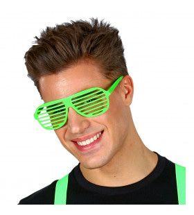 Tralie Bril Neon Groen