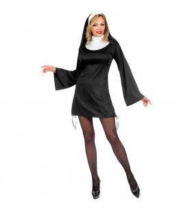 Non Minder Strenge Kloosterorde Vrouw Kostuum